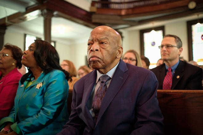 """The life's work of congressman and civil rights leader John Lewis is chronicled in the documentary """"John Lewis: Good Trouble."""""""