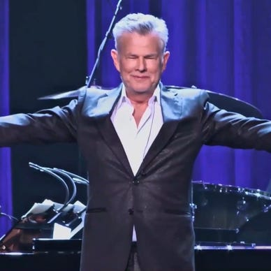 David Foster Teases New Netflix Documentary Off The Record