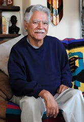 """Rudolfo Anaya, a writer who helped launch the 1970s Chicano Literature Movement with his novel """"Bless Me, Ultima,"""" a book celebrated by Latinos, has died at 82."""