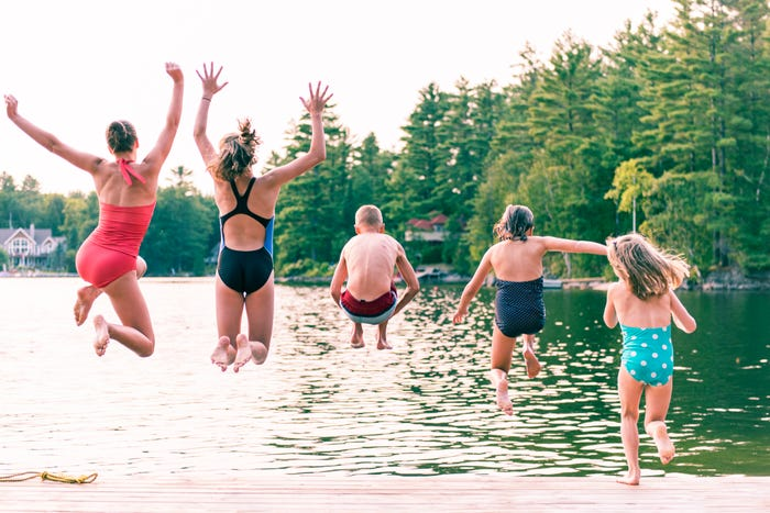 How to enjoy annual summer activities safely during the COVID-19 pandemic