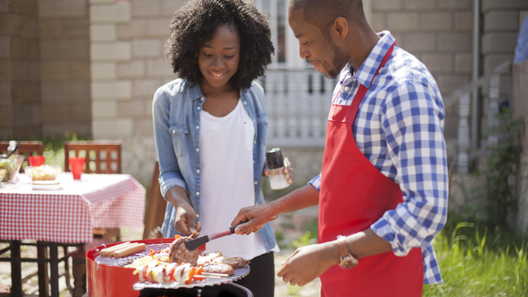 Barbecue smarter this year by taking a few precautions.