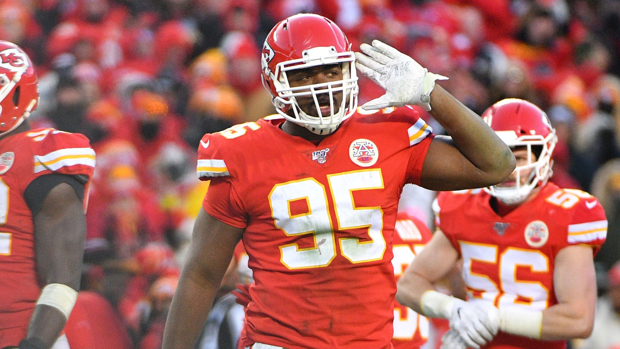 Kansas City Chiefs: Chris Jones threatens holdout without new contract