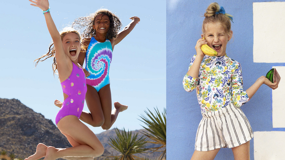 These are the best places to buy swimsuits for kids.