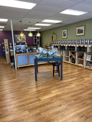 Here's a look at The Spicy Olive's new shop in Montgomery.