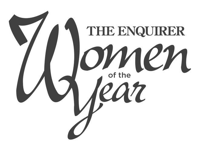 Women of the Year logo