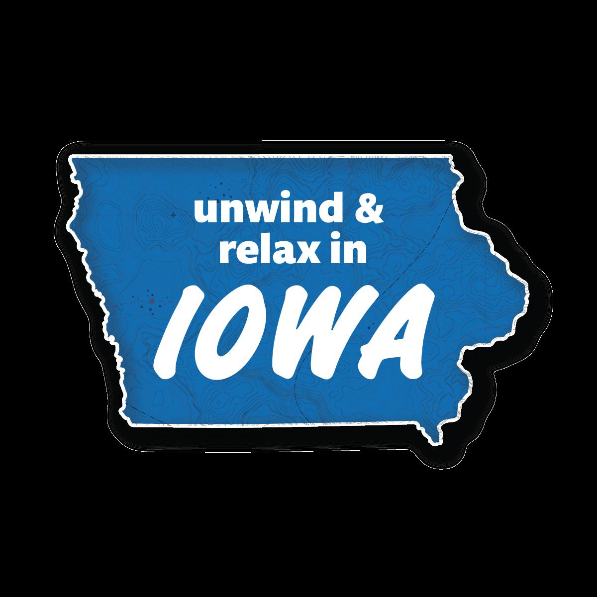 Iowa Destination Marketing Logo