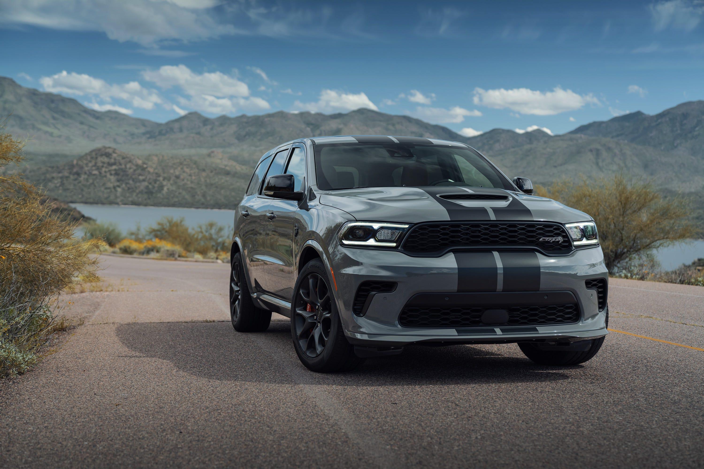 2021 Dodge Durango Srt Hellcat Suv Promises 710 Horsepower