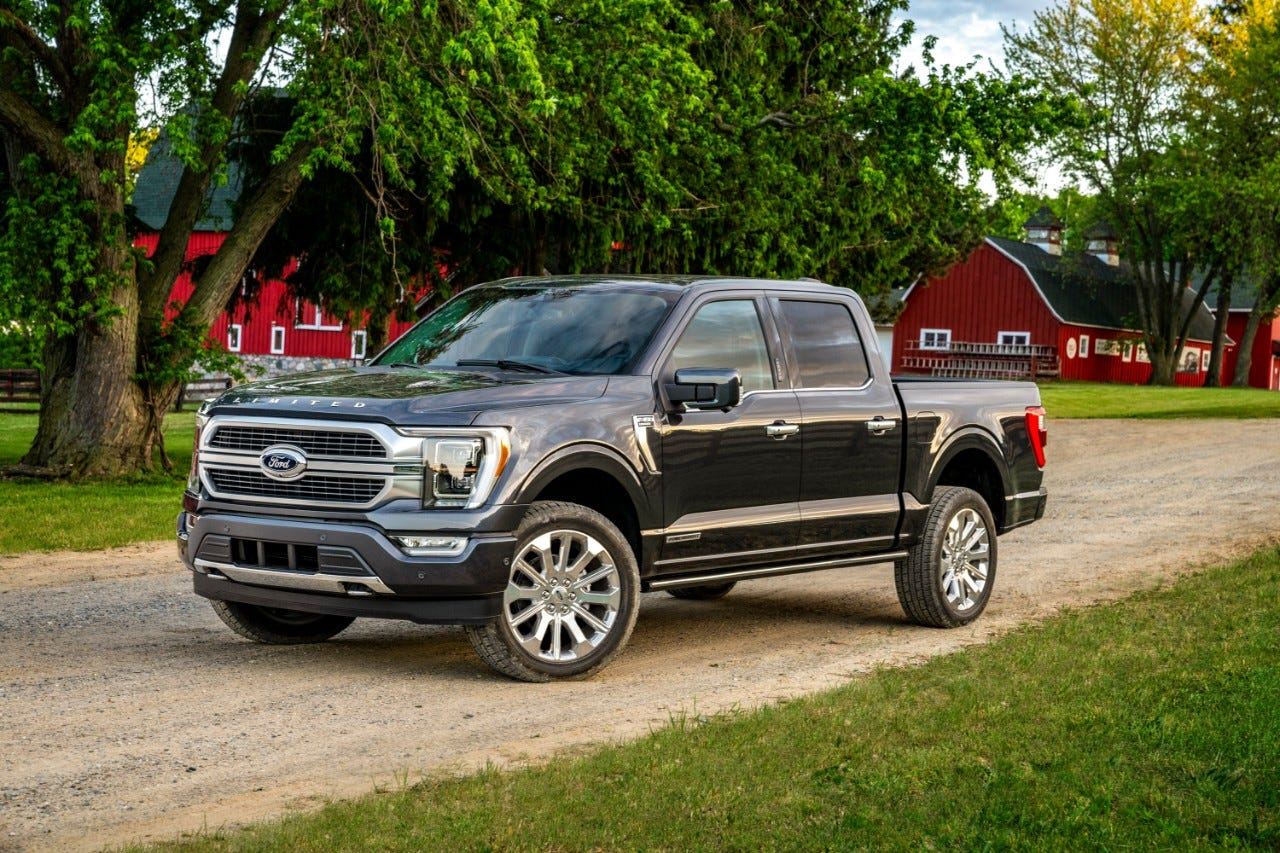 Ford F-150 claims best in class on towing, payload