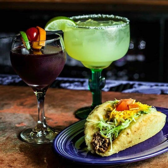 Area restaurant chain El Charro boasted selling house-made sangria and margaritas to go on Thursday, just after Gov. Gretchen Whitmer announced the relaxed law.