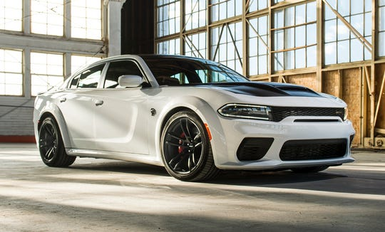 2021 Dodge Charger SRT Hellcat Redeye: With 797 horsepower the Charger SRT Hellcat Redeye is the most powerful and fastest mass-produced sedan in the world.
