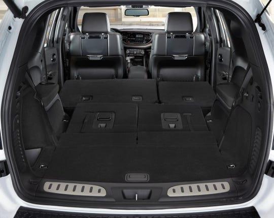 2021 Dodge Durango R/T Tow N Go.