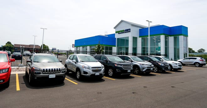 Bergstrom Express Cars opened in July 2020 in Ashwaubenon and will offer an entirely online buying experience.
