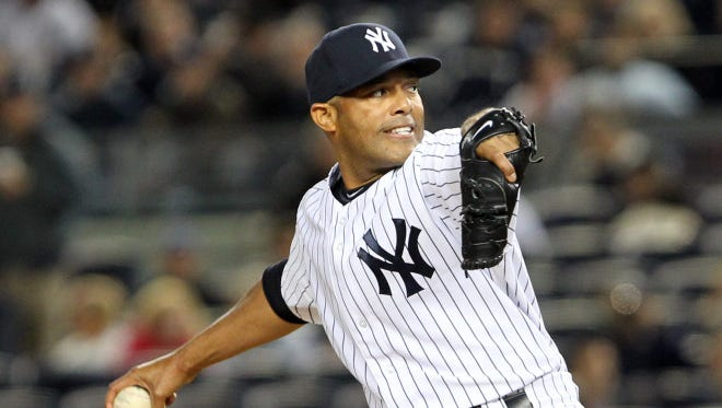 Did you know that more men have walked on the moon than scored in the postseason against former New York Yankees relief ace Mariano Rivera?