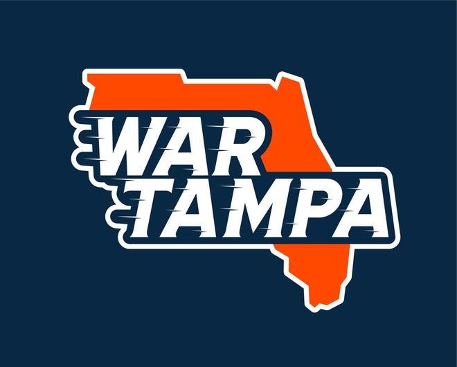The War Tampa logo.
