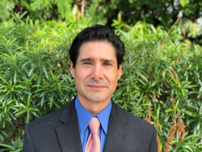 Kraig Johnson was recently named executive director of Jewish Family Service of the Desert