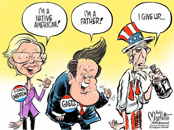 Cartoons of the week: Happy Birthday America!