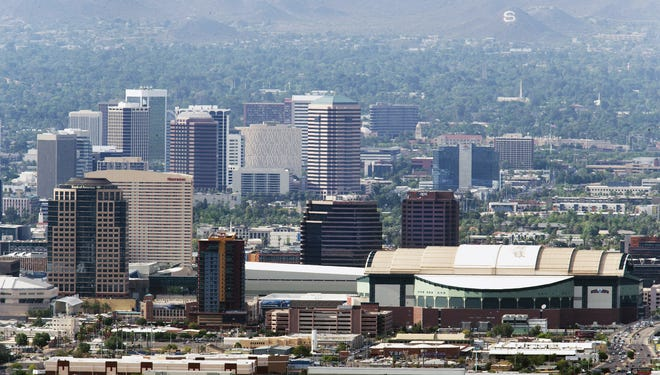 Commercial real estate in the Phoenix area, like most facets of the economy, has weakened considerably during the COVID-19 pandemic.