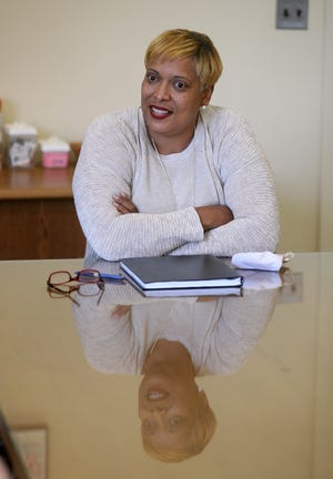 Lesli Myers-Small has taken over at superintendent of the Rochester City School District.