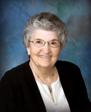 Sister SaBina Joyce, 95