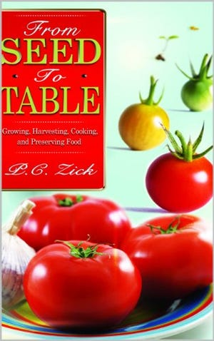 """""""From Seed to Table"""" author P.C. Zick is a member of the Tallahassee Writers Association."""
