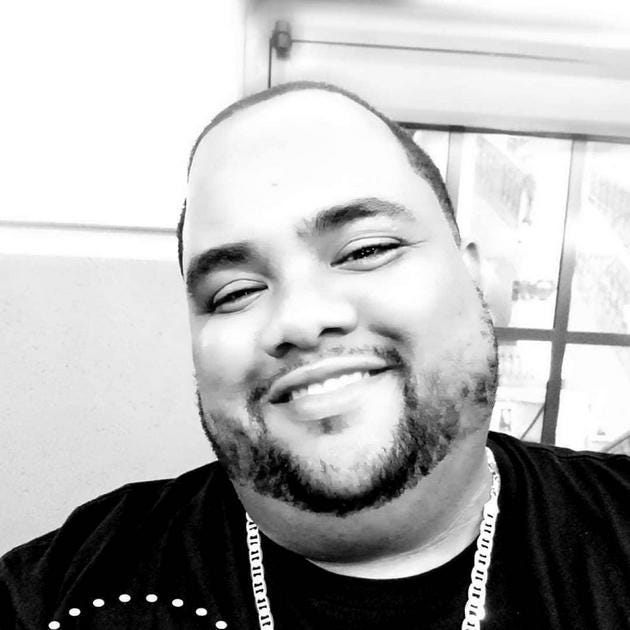 Junior Santana, 36, died of COVID-19 June 22, 2020. He and two friends came back from a trip to Central Florida nightclubs with the virus.