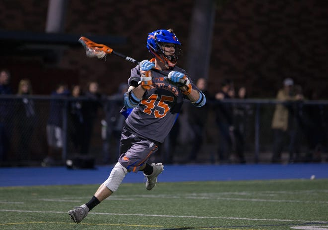 Carson Kuhl compiled 45 goals and 44 assists in his junior season, then was averaging 9.5 points through Westlake High's first seven games last spring before COVID-19 shut down the season.