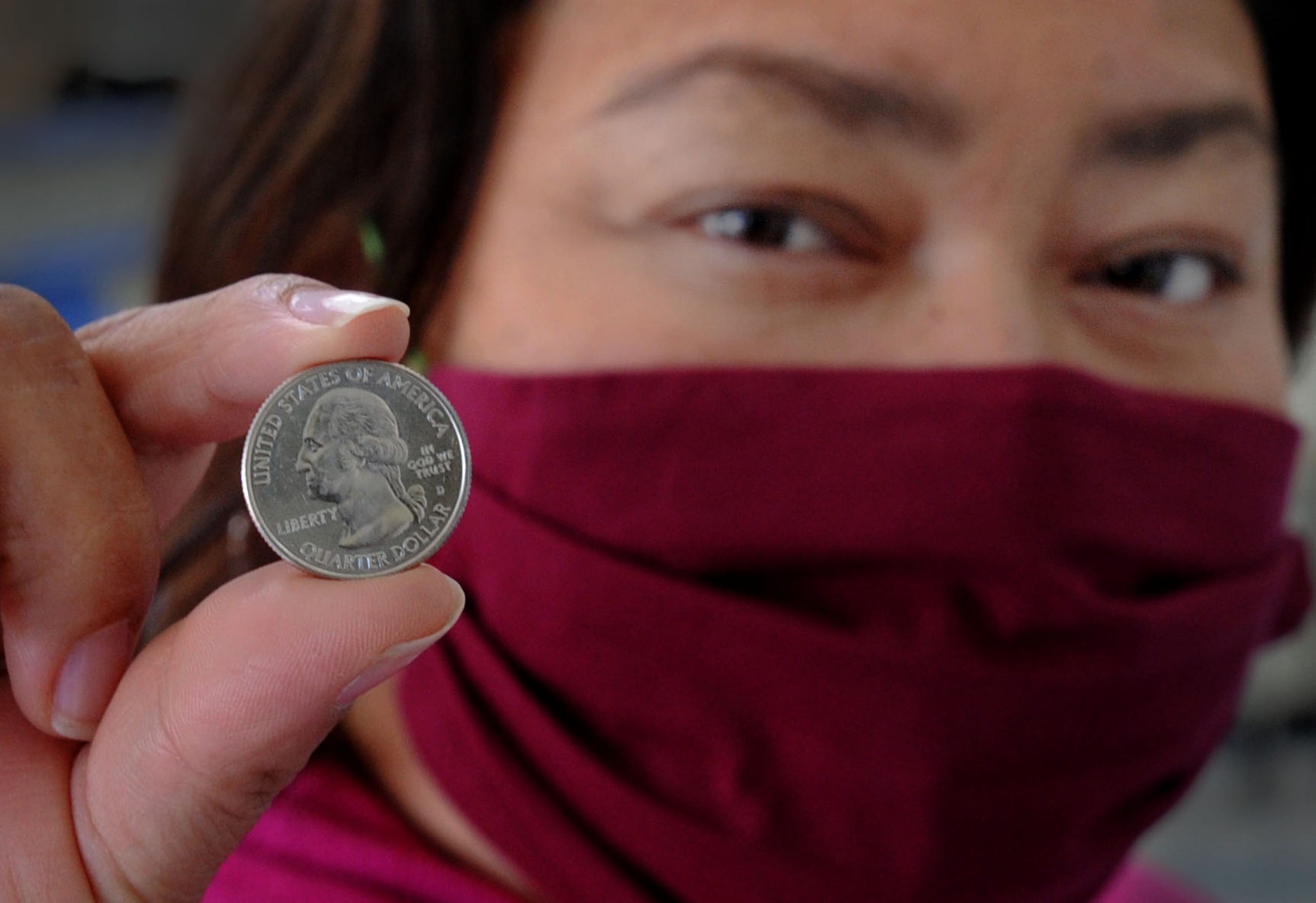 Some Businesses Like Laundromats Are Falling Short On Coins