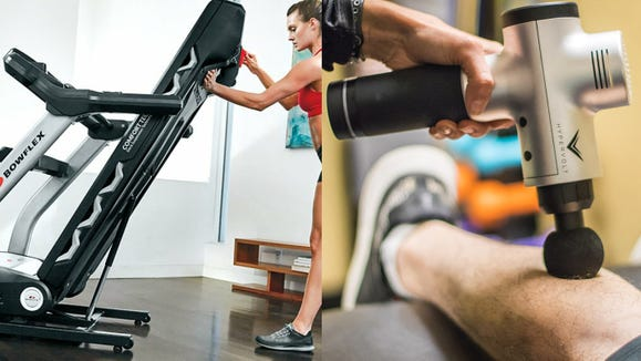 Bring the gym home to you thanks to these deals from Best Buy.