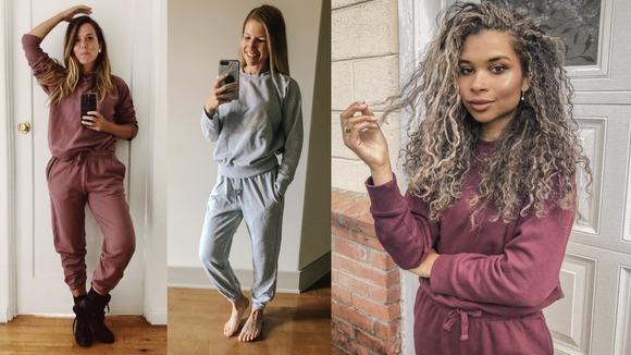Saya membeli pakaian olahraga yang serasi dari Instagram — apakah itu sepadan?
