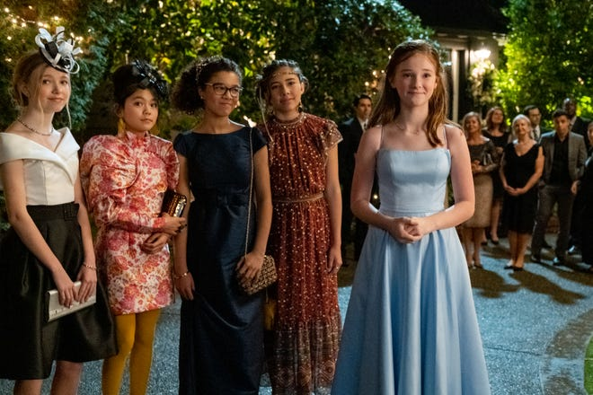 Who Plays The Babysitter In Halloween 2020 The Baby Sitters Club' on Netflix review: A perfect show for 2020
