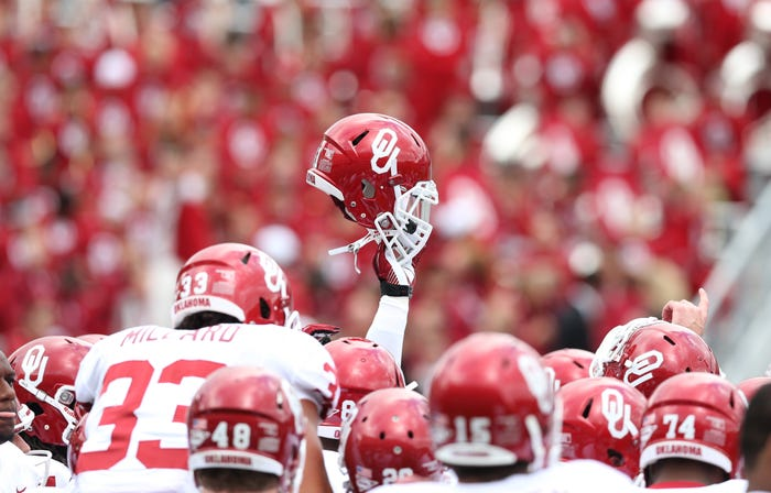Seven Oklahoma Sooners football players test positive for COVID-19, seven more had active cases before testing
