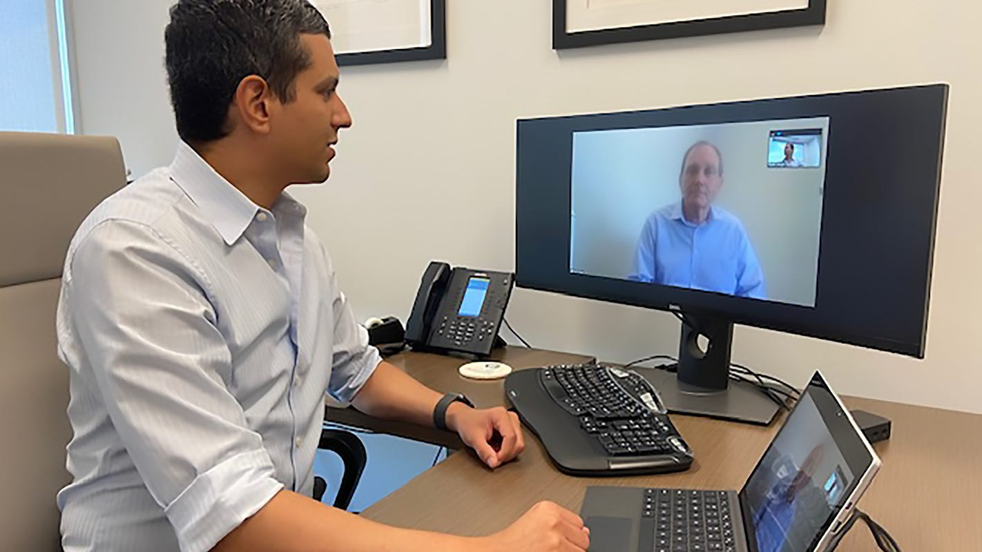 Telehealth can be lifesaving amid COVID-19, yet as virus rages, insurance companies look to scale back