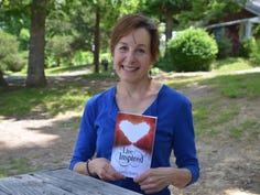 """Live Inspired"" is Black Mountain author Laura Staley's latest book."