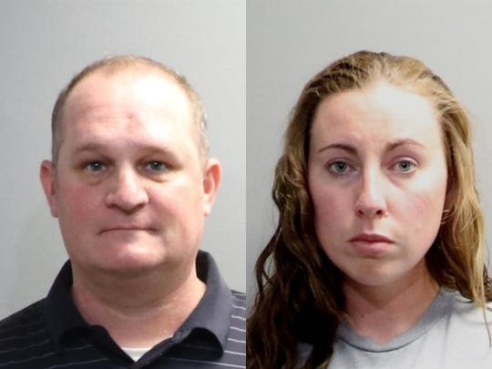 Eric Wuestenberg, 42, and Jillian Wuestenberg, 32, both of Clarkston, have been charged with felonious assaultafter an incident where a video shows the woman pulling a gun in a parking lot.