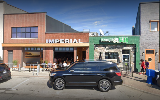 The co-owner for popular Ferndale restaurant Imperial has stepped down after a cluster of allegations of a history of sexual harassment surfaced on social media this week.