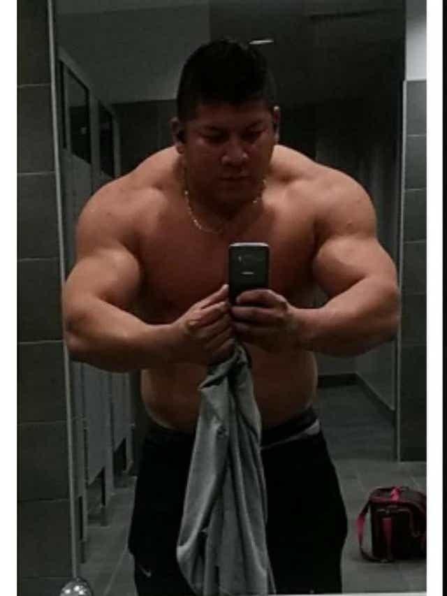 Arizona Bodybuilder 35 With Covid 19 Talks Weight Loss Ventilator
