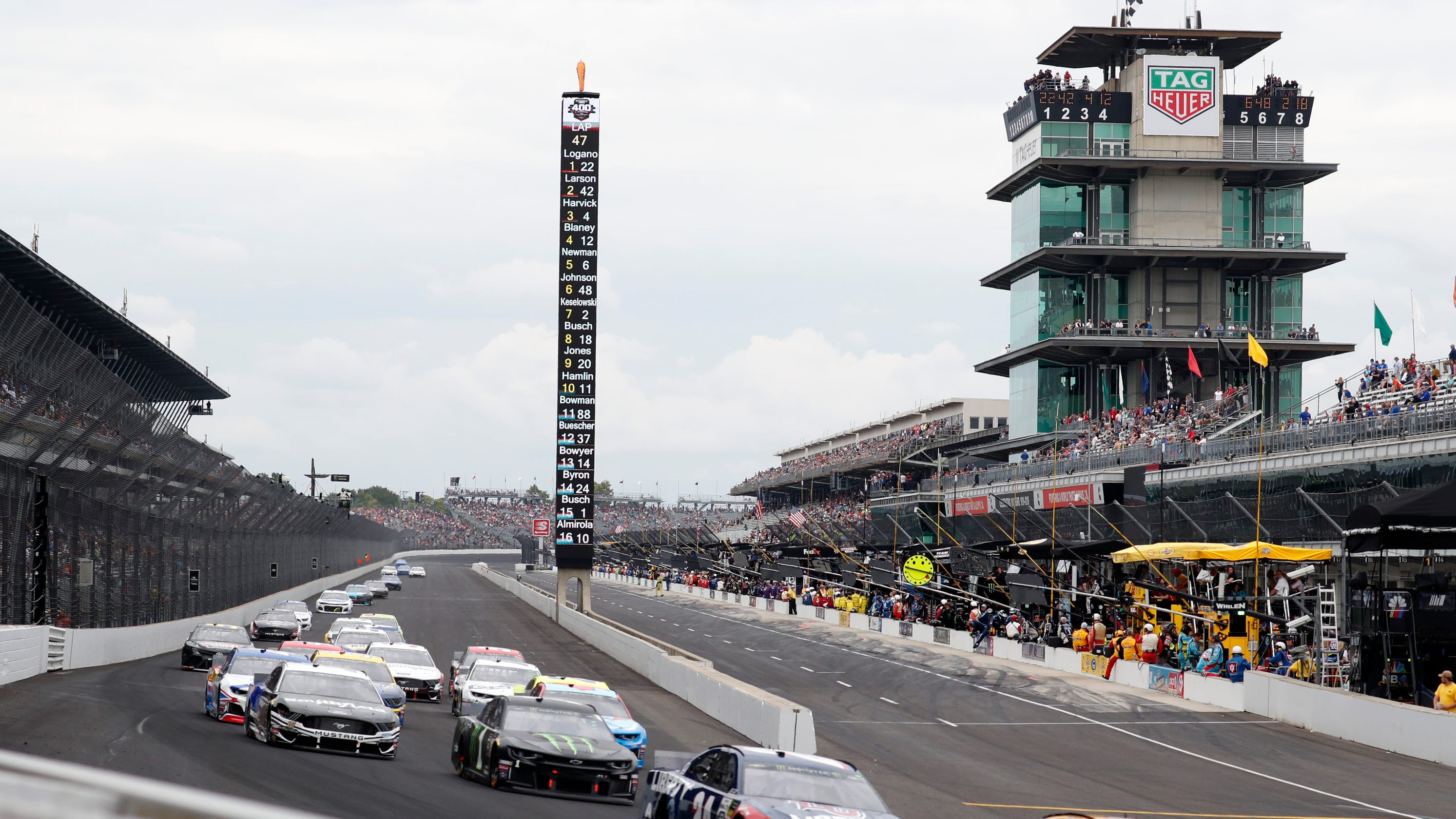 IndyCar-NASCAR doubleheader at Indianapolis Motor Speedway adds 'cachet' to motorsports