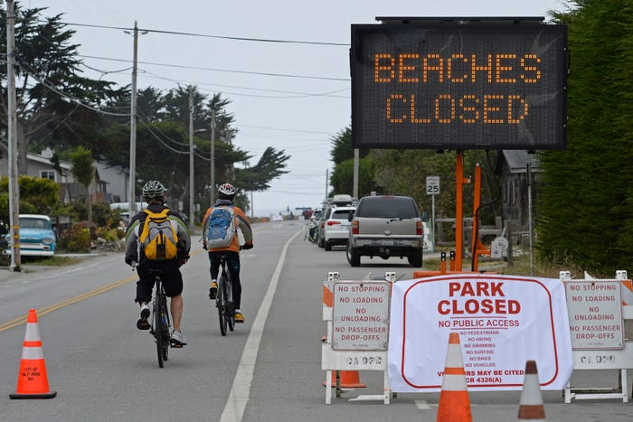 Coronavirus updates: Some beaches closed, fireworks canceled as states fear Fourth of July crowds