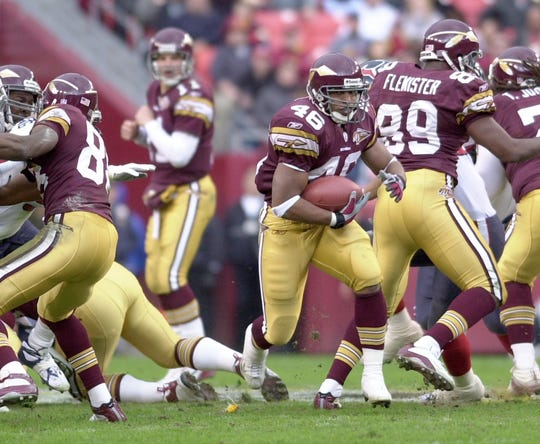 Might a change in name bring a return of Washington's 1960s uniforms?