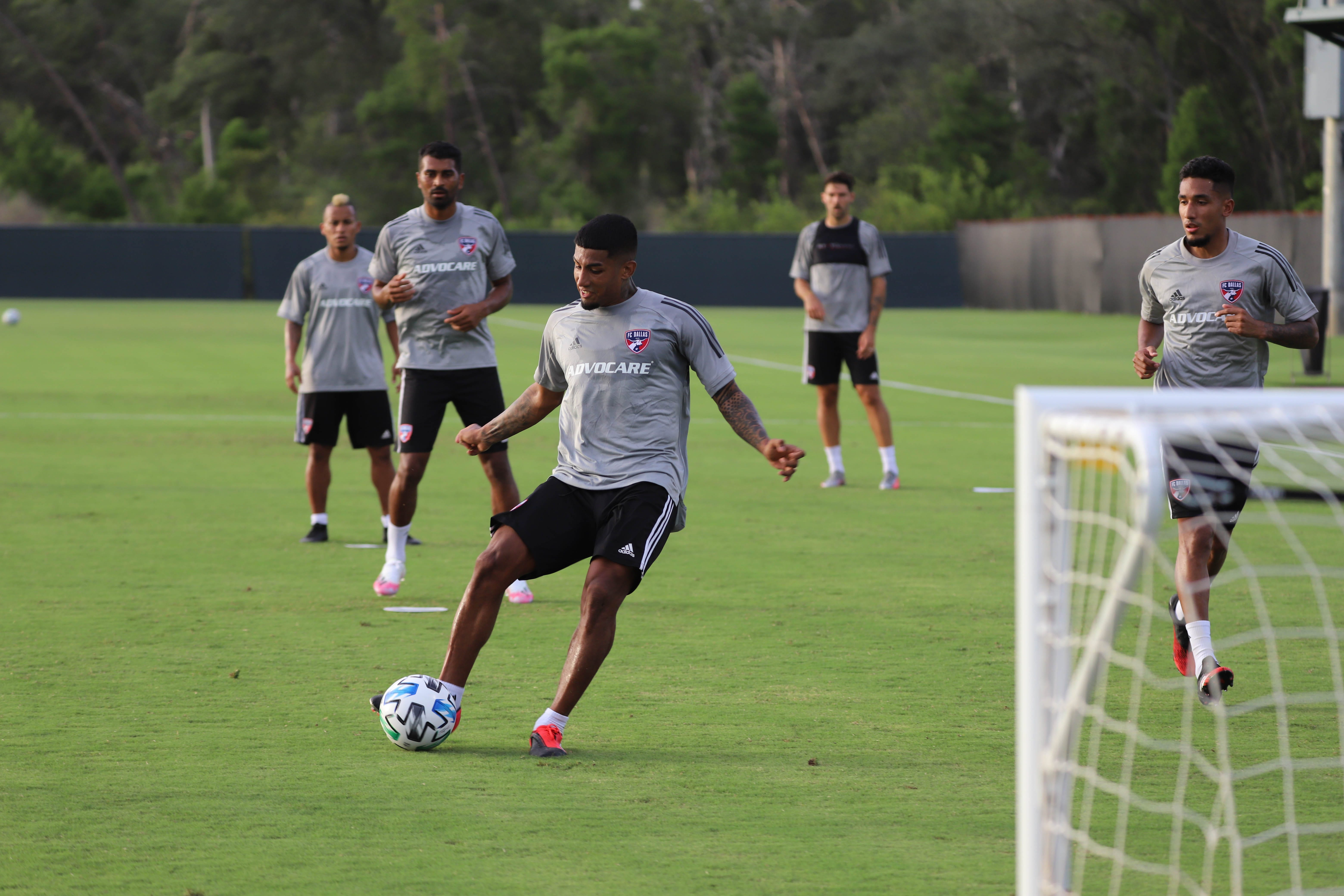 FC Dallas game at 'MLS is Back' tournament postponed after nine players test positive for COVID-19