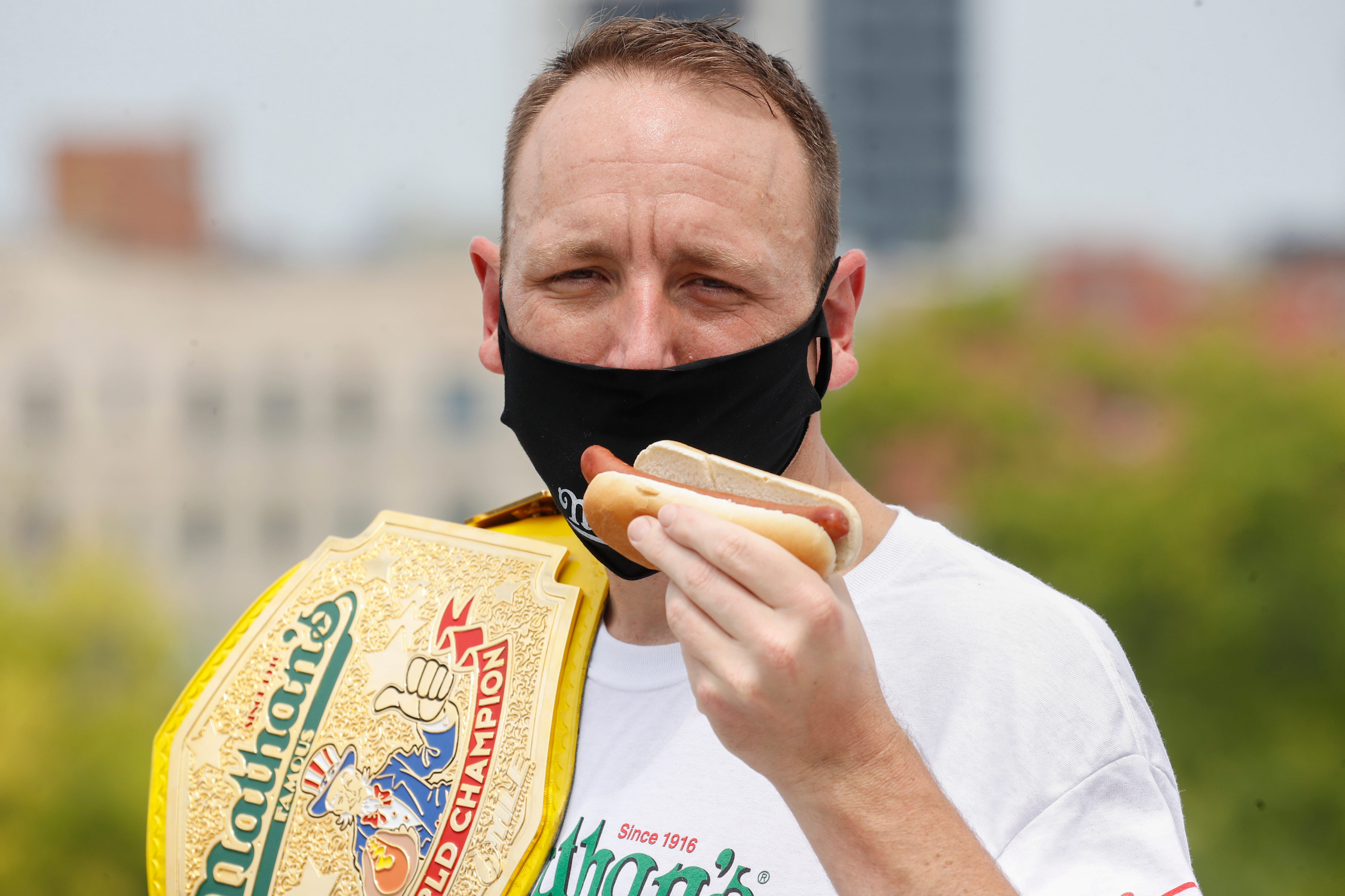 Nathan's Famous Hot Dog Eating Contest: Time, TV info for Fourth of July competition