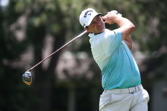 Brian Stuard finished this year's Rocket Mortgage Classic at 12 under par.
