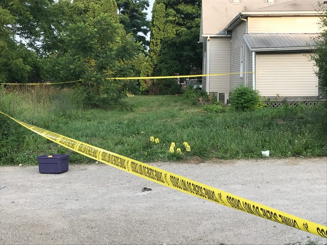 Indiana State Police are investigating the early Sunday shooting death of a Muncie man by city police. The shooting took place about 2:10 a.m. in an alley between the 2100 blocks of South High and Walnut streets.