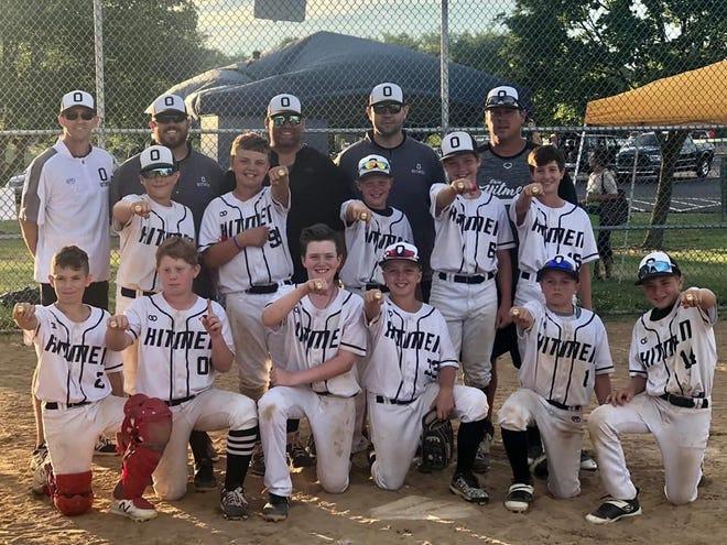 The Ohio Hitmen 11U recently won the USSSA state championship in Massillon.