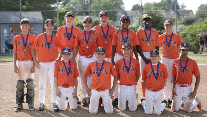 The Heath Bulldogs 13U recently won the Midwest Marlins Youth Invitational.