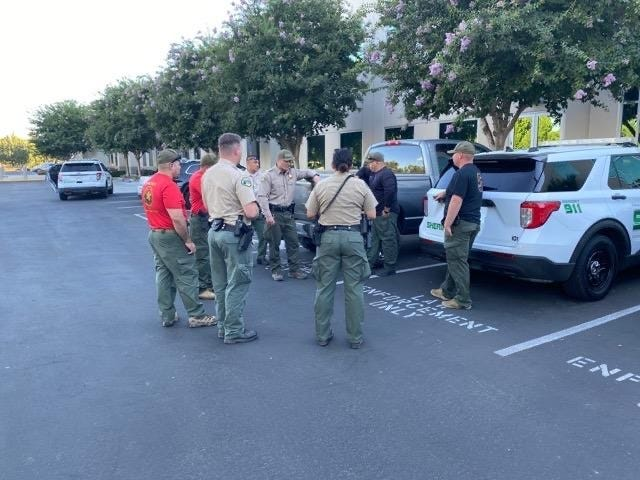 Tulare County Sheriff's Departmentis one of a few agencies in the state that has a sworn search and rescue team.