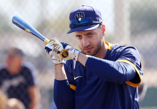 Ryan Braun played in 144 games in 2019 – the most since his NL MVP runner-up year of 2012 – and was again productive with a .285 batting average, 22 home runs and 75 RBI.