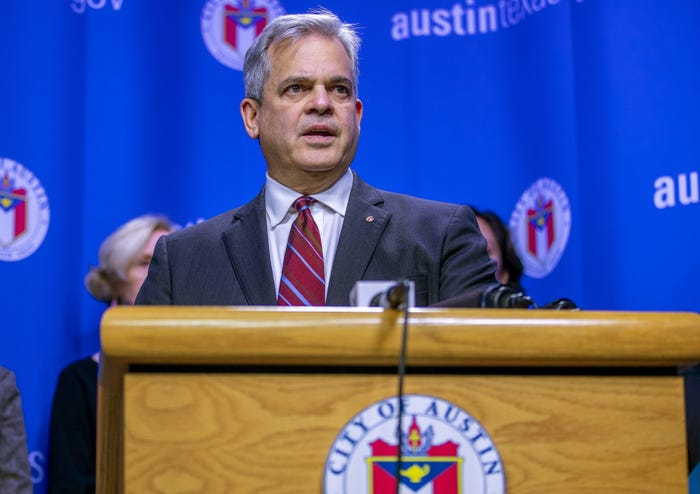 Austin ICUs could be overrun in 10 days amid Texas coronavirus spike, mayor says