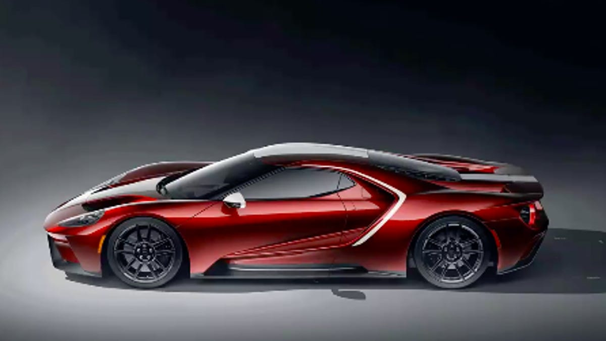 2021 Ford Gt Supercar Pricing