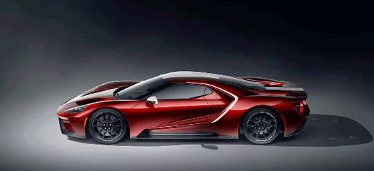 The 2021 Ford GT will get an exterior design change, the company says.